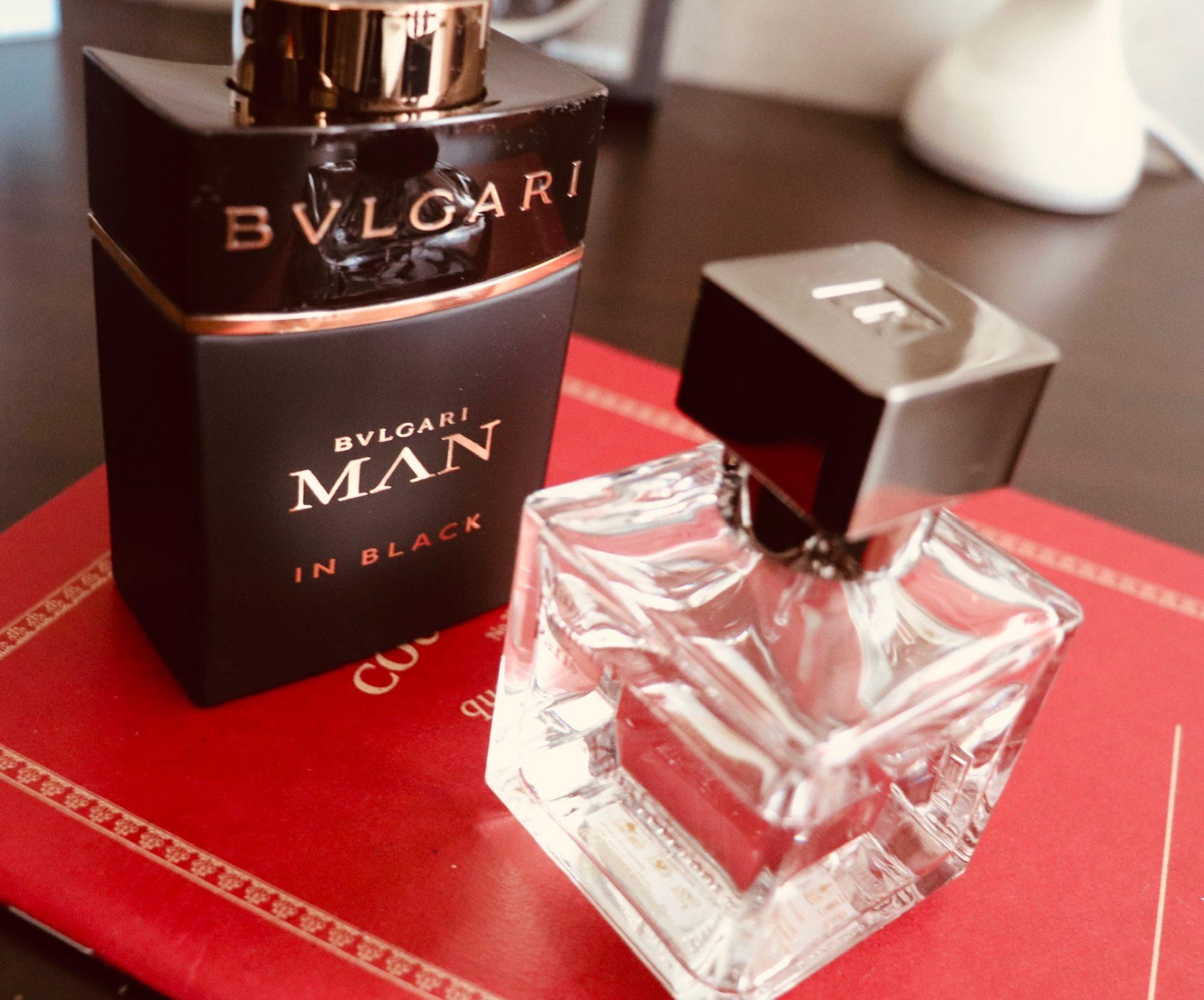 おすすめしたい2つの香水/ BVLGARI MAN IN BLACK , メゾン・フランシスクルジャン アクア=セレスティア
