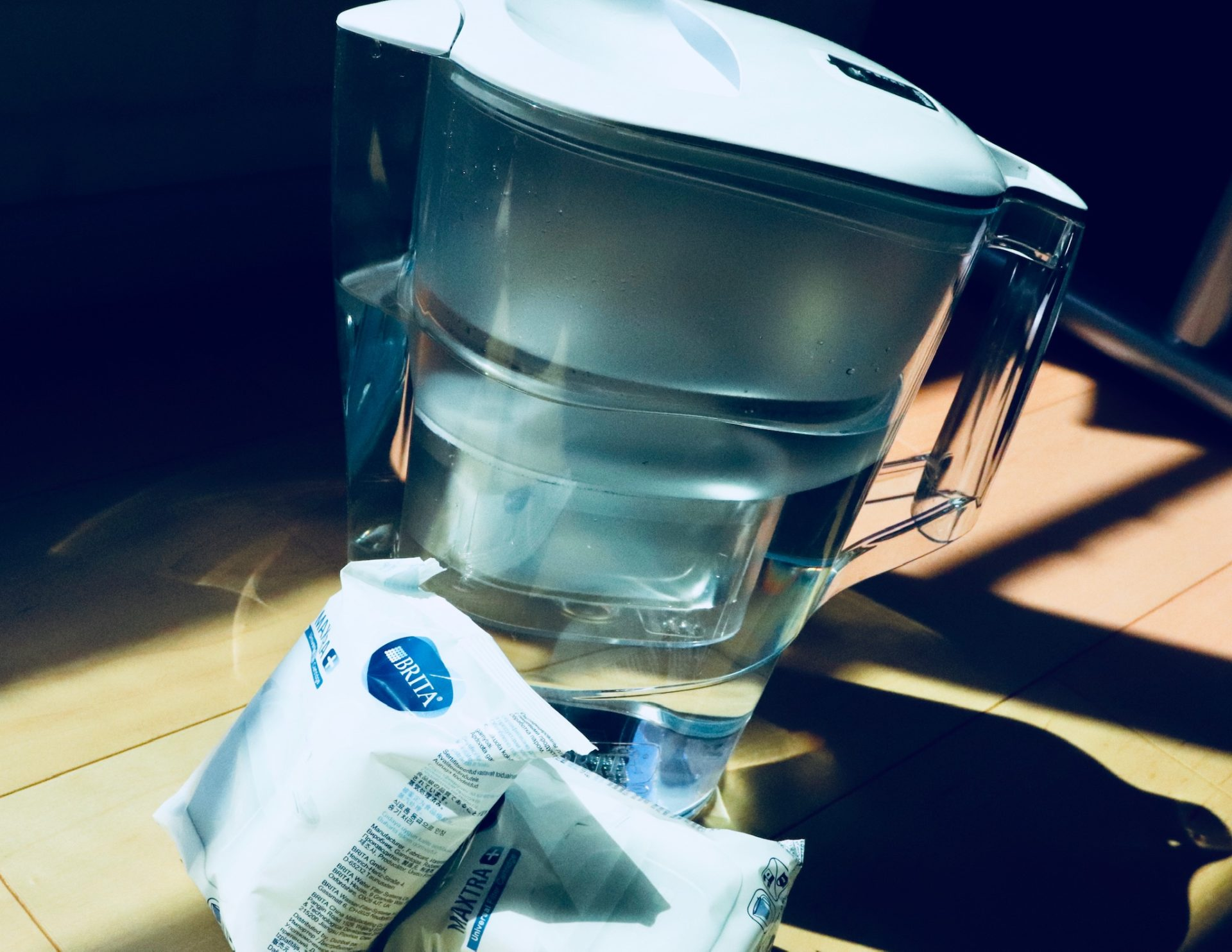 美容、健康、ダイエット、全てを叶える魔法の液体!ブリタの浄水器のおすすめ