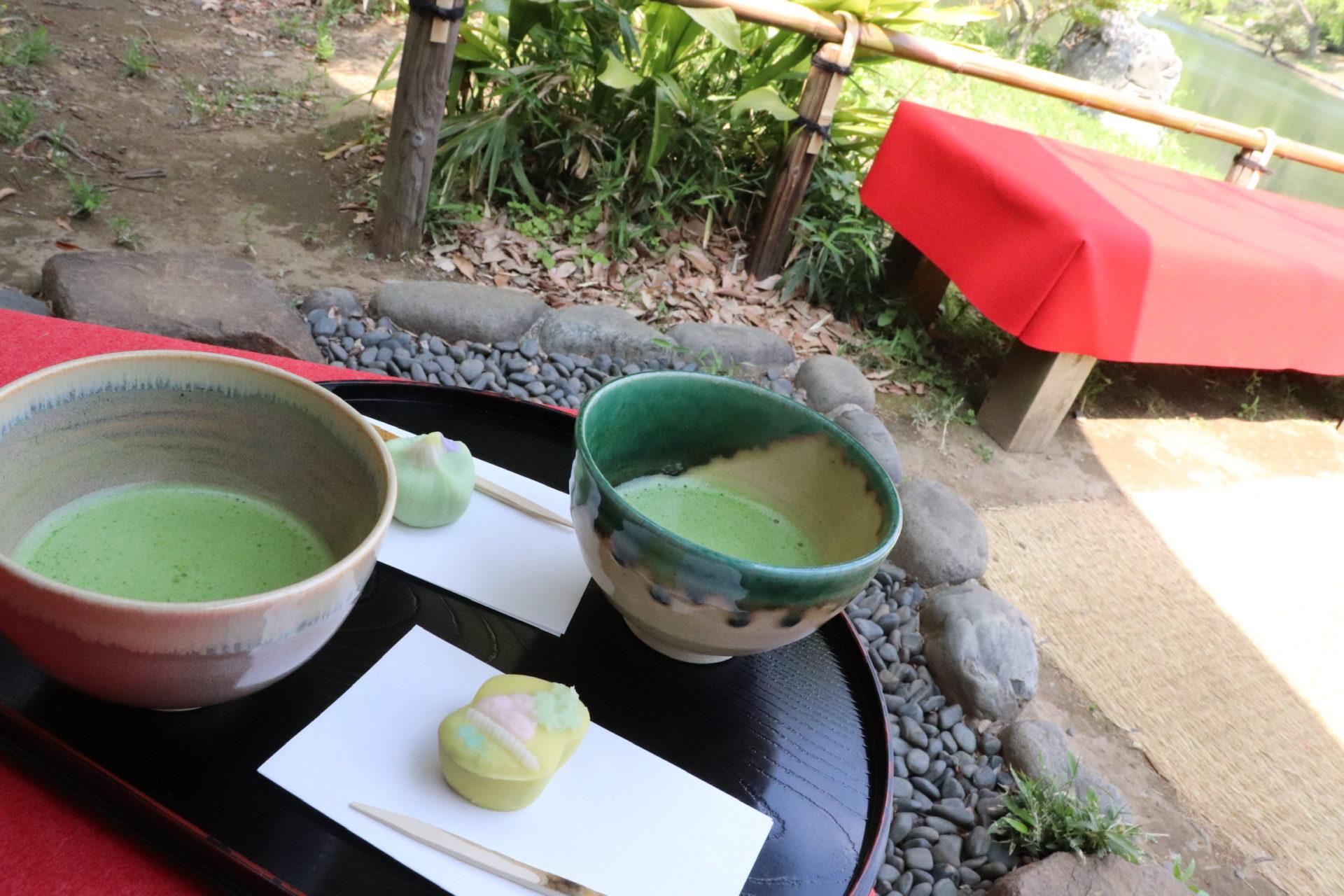 都内のど真ん中の日本庭園! 〓六義園のレコメンド