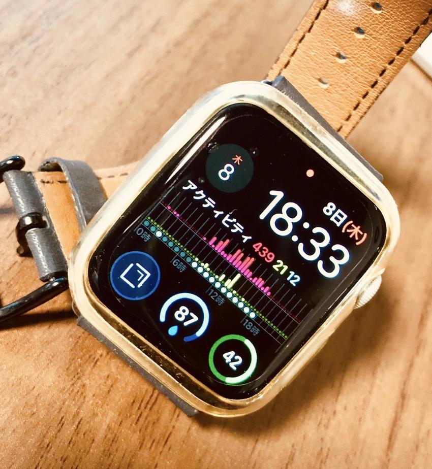 ほぼ1日中装着!「超」健康特化腕時計型デバイス〓Apple Watchのリコメンド