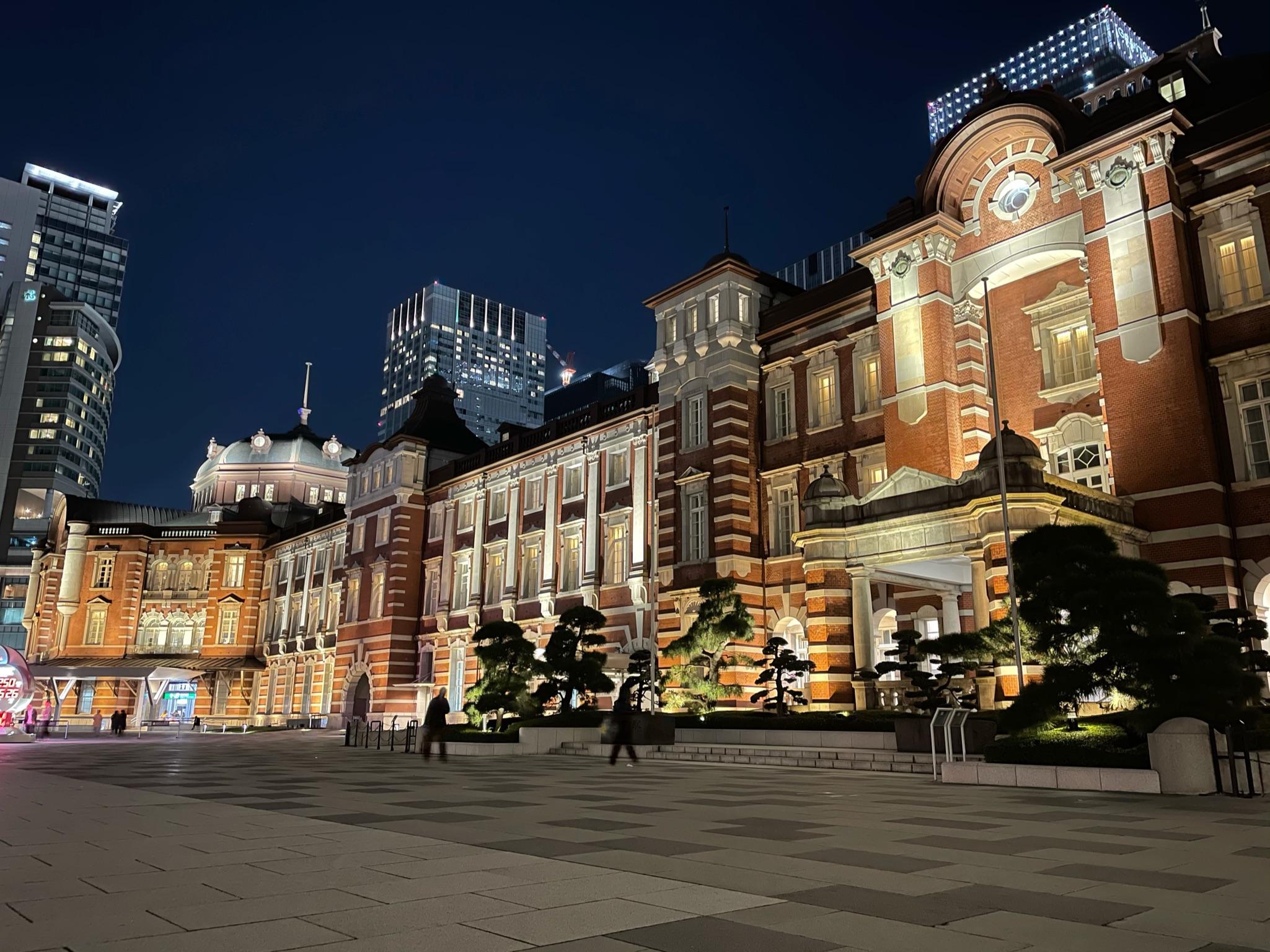 東京駅のおすすめ!東京駅とその周辺のご案内