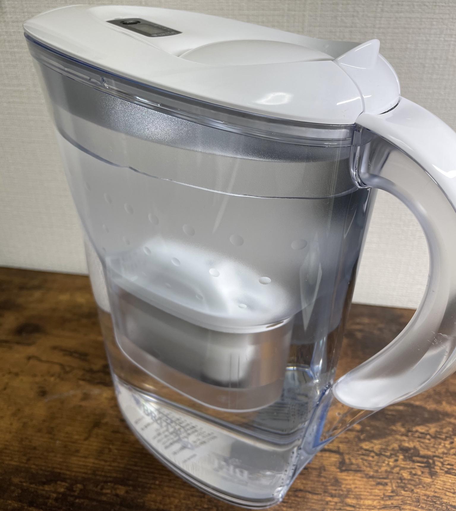 軽い!小さい!便利!進化を重ねたBritaの浄水器〓Brita浄水ポッド「マレーラ」のレコメンド